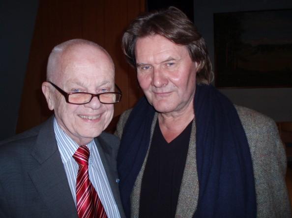 Bengt Göransson och Johan Rabeus